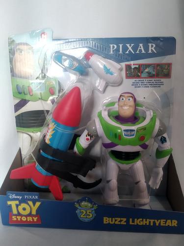Buzz Lightyear Toy Story Disney Mattel