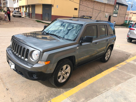 Jeep Patriot 2012 Mecanico 4wd 27000 Km