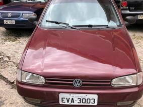 Volkswagen Gol 1.6 Mi - Ano 1999 - Completo