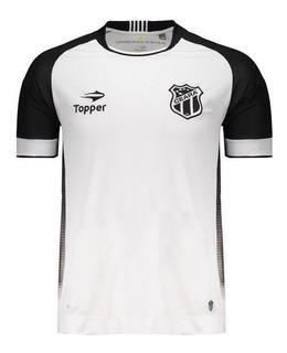 Camisa Masculina Topper Ceará Vozão Branco 2016