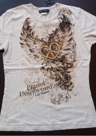 Camiseta Feminina Planet Hollywood