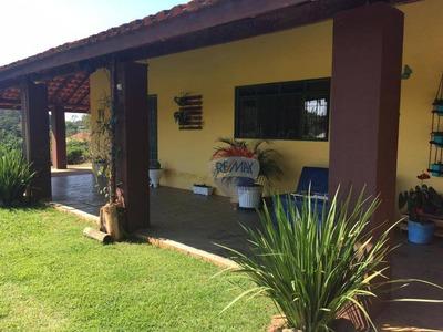 Chácara Com 4 Dormitórios À Venda, 3115 M² Por R$ 480.000,00 - Green Valley - Botucatu/sp - Ch0011