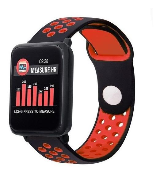 Smart Watch M28 Android Ios Bluetoot Deportivo Natación Ip67