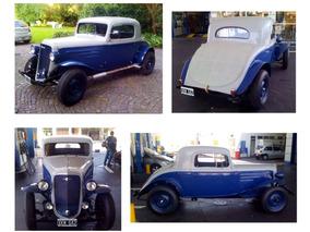 Chevrolet 3 Ventanas 1934