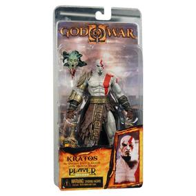 Boneco Kratos God Of War Boneco Pronta Entrega Neca Novo