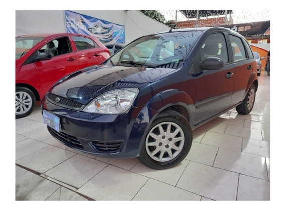Ford Fiesta 2005 1.0 Supercharger 5p
