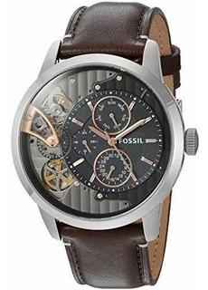 Relojes Fossil Automáticos De Lujo Me1163 Me1161 Originales