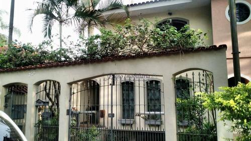 Sobrado Com 3 Dormitórios À Venda, 258 M² Por R$ 1.100.000,00 - Horto Florestal - São Paulo/sp - So0347