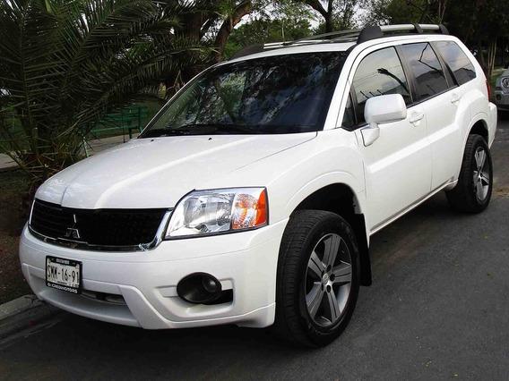 Mitsubishi Endeavor Limited 2011 Color Blanco