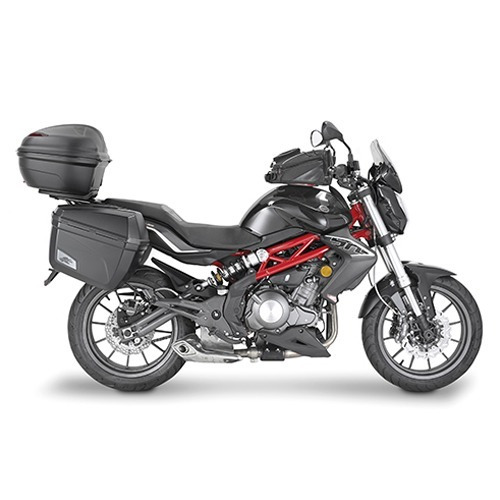 Imagen 1 de 3 de Parrilla Para Top Case Moto Benelli 300