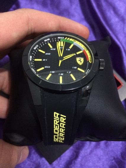Relógio De Pulso Ferrari Original