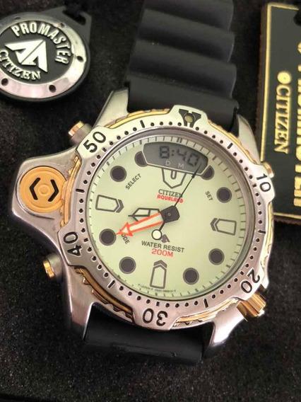 Relógio Citizen Promaster Aqualand Natulite C023 Zero!!!