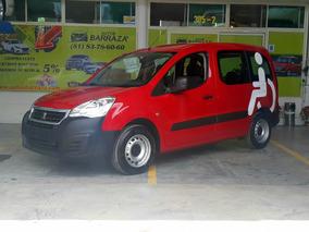 Peugeot Partner Tepee 2019 Roja Mt