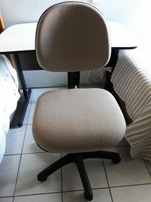 Cadeira Secretária Executiva Bege