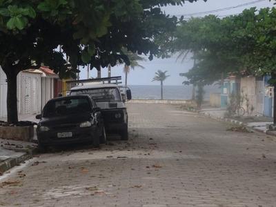 Casa Na Praia Mongaguá, R$ 240 Mil Nova Ref 6687c