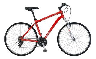 Bicicleta Zenith Cima Urbana R28 Hibrida Suspencion