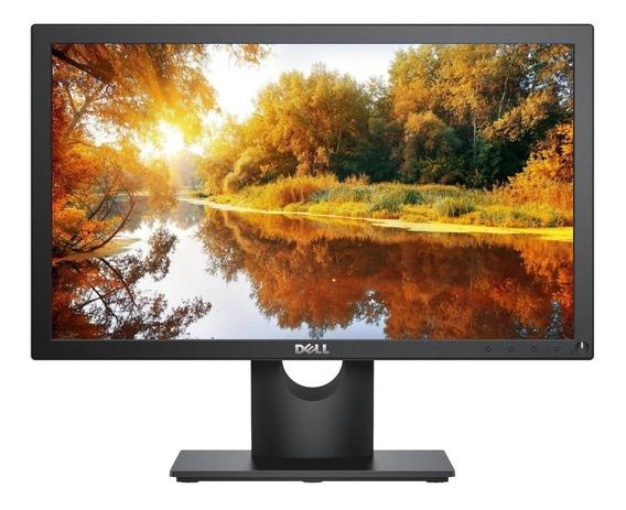 Monitor Dell E1916hf Promoção Widescreen Led 18,5 Nf