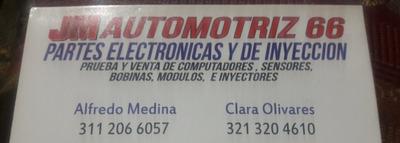 Jm Automotriz 66 Servicio Electronico Y Fuel Injection