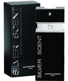 Perfume Silver Scent Tradicional 100ml J. Bogart Original