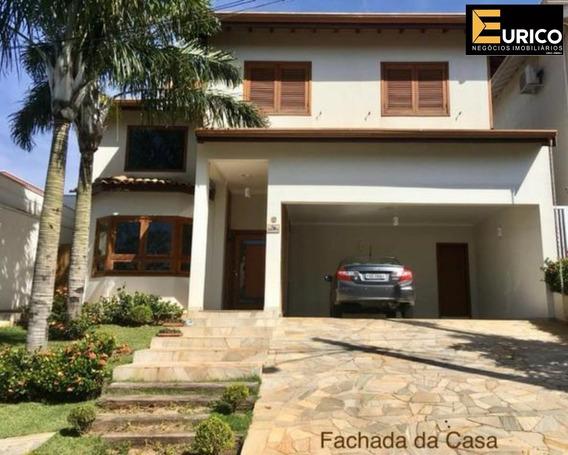 Casa À Venda Em Valinhos - Ca01746 - 34284188