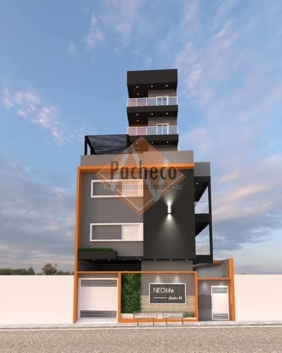 Imagem 1 de 10 de Apartamento Na Penha De  França, 44 M², 02 Dormitórios, 01 Vaga, R$ 240.000,00 - 2487