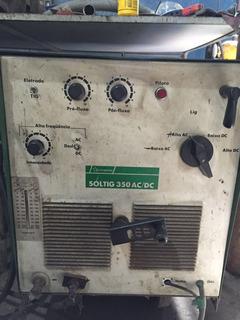 Máquina D Solda Tig 350 Amp.ac /dc Whitemartins Frete Grátis