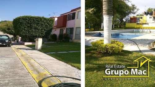 Casa En Venta En Las Gaviotas I, Emiliano Zapata, Morelos