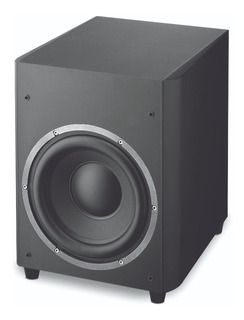 Subwoofer Focal Sub 300 P Active Bass Reflex Amplificado