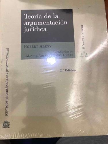 Teoría De La Argumentación Juridica