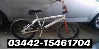 Bicicleta Bmx Cuadro Mammoth