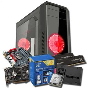 Computador Gamer I7 16gb Ram Ssd Hd Gtx 970 * À Vista 3.500
