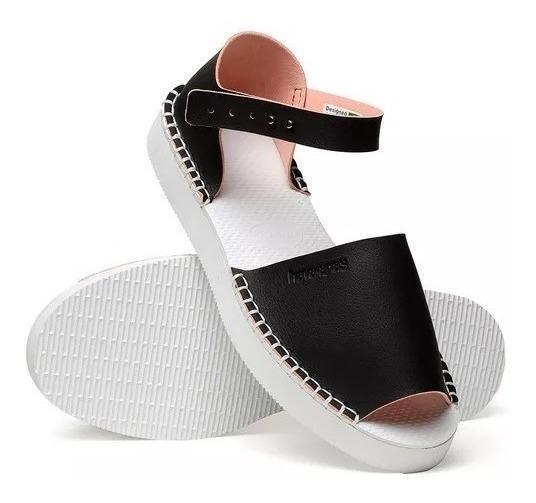 Alpargatas Havaianas Flatform Fashion