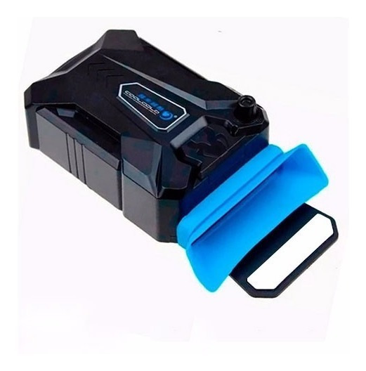 Cooler Usb Portátil Exaustor Retirar Ar Quente Notebook Cool