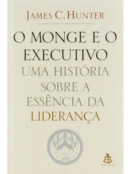 Monge E O Executivo, O - Sextante - Brochura