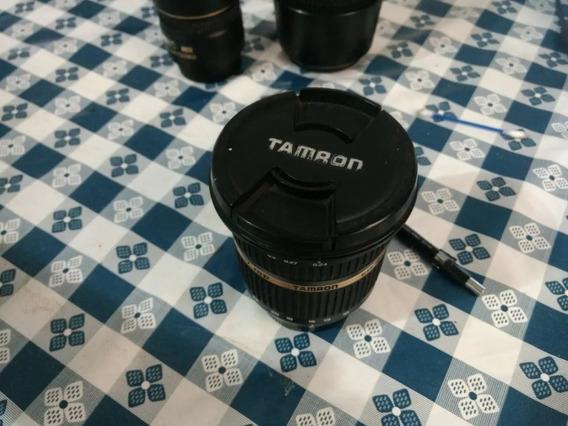 Lente Tamron P/nikon Sp 10-24mm F/3.5-4.5