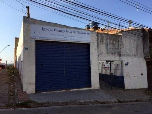 Imagem 1 de 15 de Salão Com Estacionamento No Jardim São Paulo  -  Guarulhos - 83