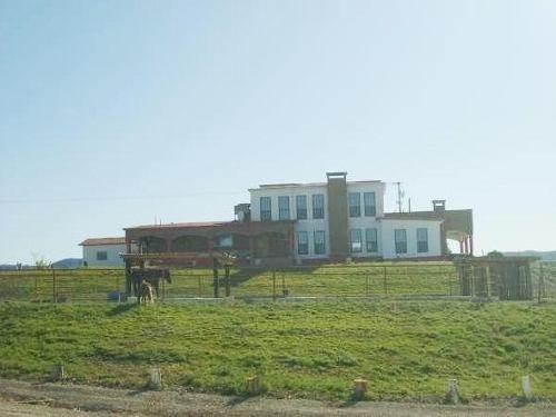 Rancho Tipo Hacienda En Lago Colina, 6 Hectareas. Sistema De Riego Con Permiso De Conagua