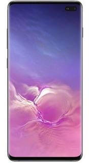 Samsung Galaxy S10 Plus Muy Bueno Negro Libre -128gb!!