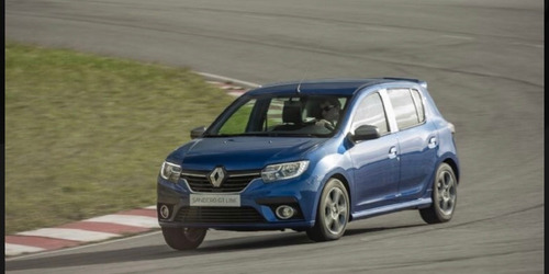 Renault Sandero Gt Line Cvt Tasa 4.9%  (dm)