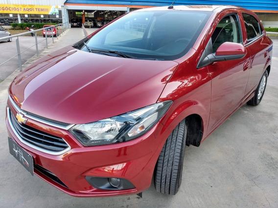 Chevrolet Onix Lt 1.0 Flex 2017/2018 Único Dono