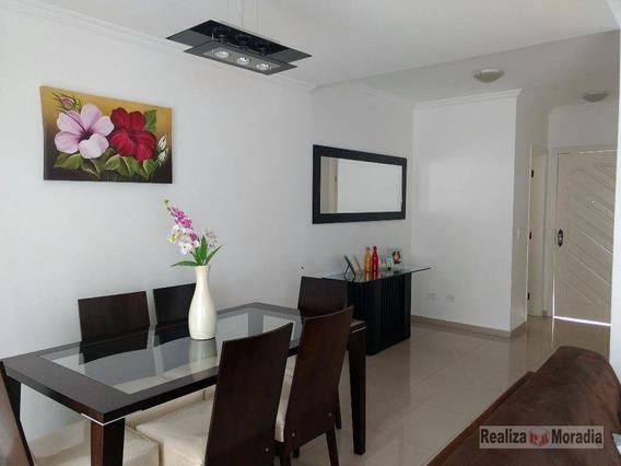 Casa Em Condomínio 03 Dormitórios (01 Suíte), 02 Vagas, Quintal Na Granja Viana, Km 24 Da Raposo Tavares - Ca0422
