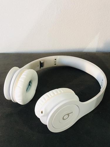 Fone De Ouvido Beats By Dr Dre Solo Hd Headphone Branco