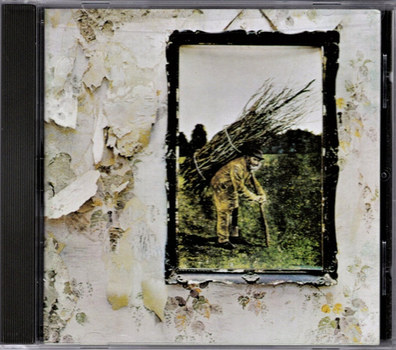 Led Zeppelin - Led Zeppelin Iv - Disco Cd (11 Canciones)