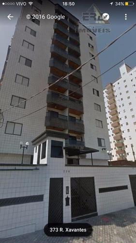 Apartamento Residencial À Venda, Vila Tupi, Praia Grande - Ap0151. - Ap0151