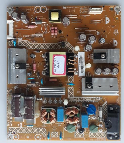 Placa Da Fonte Tv Led Aoc Le43d1452.
