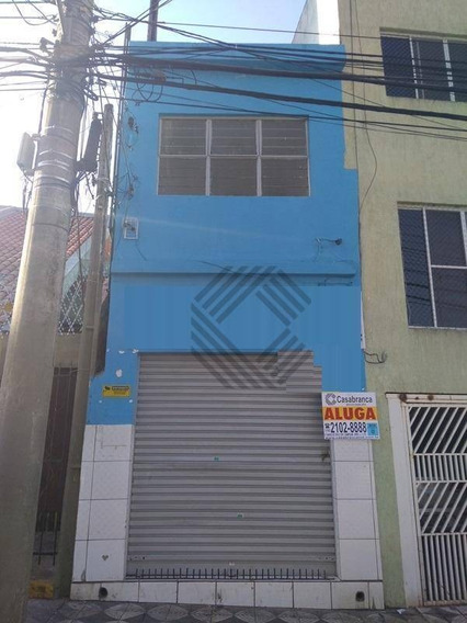 Salão Para Alugar, 200 M² Por R$ 2.300/mês - Centro - Sorocaba/sp - Sl0446