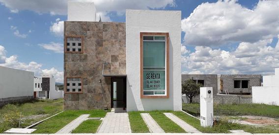 Casa En Grand Juriquilla, Muy Cerca Del Parque Ind Querétaro