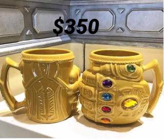 Taza Guante De Thanos Original