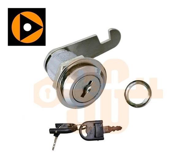 Cerradura Guantera Ducasse Gabinetes Lockers 19x20 Mm X 12un