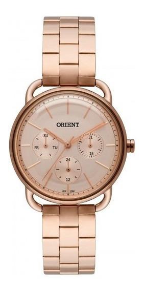 Relógio Orient Frssm027 R1rx Dourado Feminino - Refinado